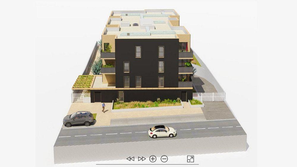Appartement à vendre 2 41m2 à Montpellier vignette-9