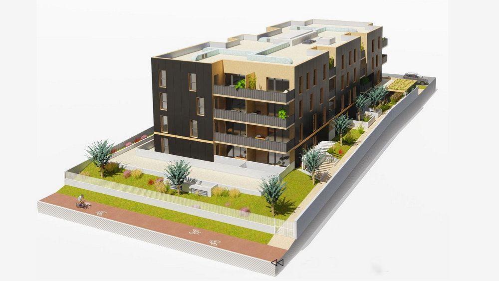 Appartement à vendre 3 61m2 à Montpellier vignette-7