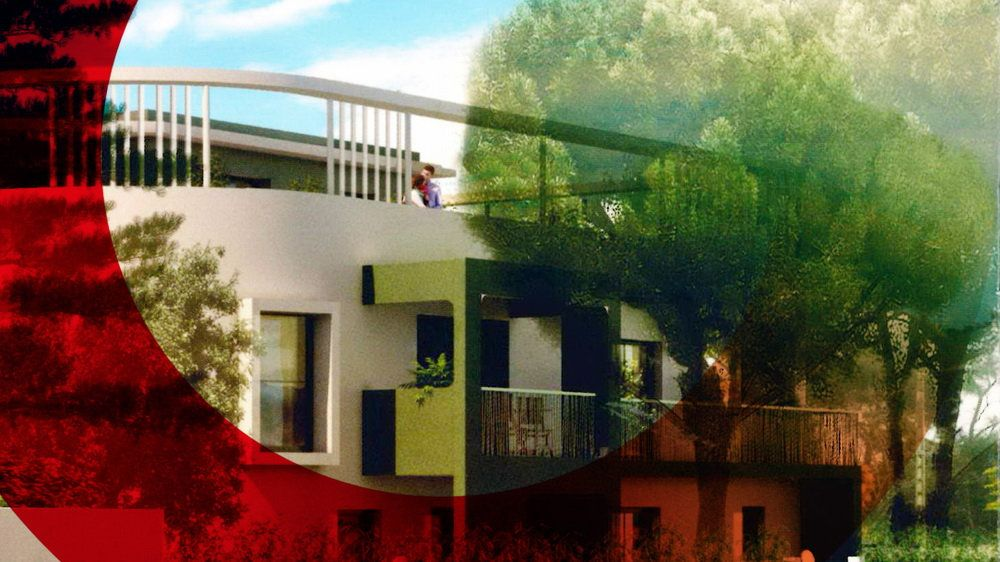 Appartement à vendre 3 62.5m2 à Montpellier vignette-1