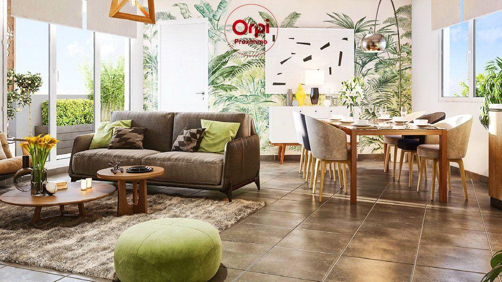 Appartement à vendre 4 88m2 à Montpellier vignette-1