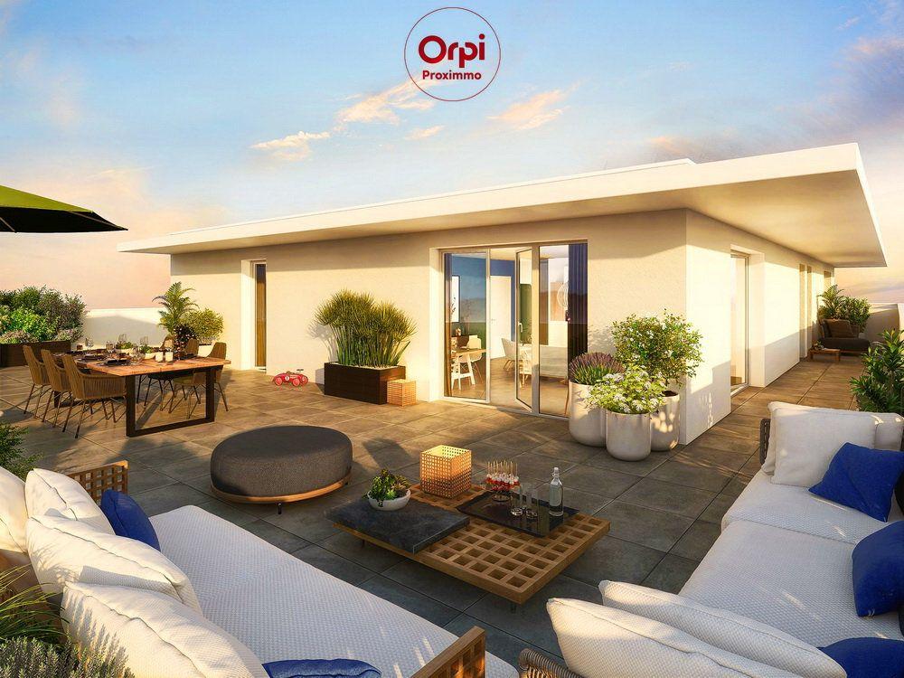 Appartement à vendre 4 88m2 à Montpellier vignette-2
