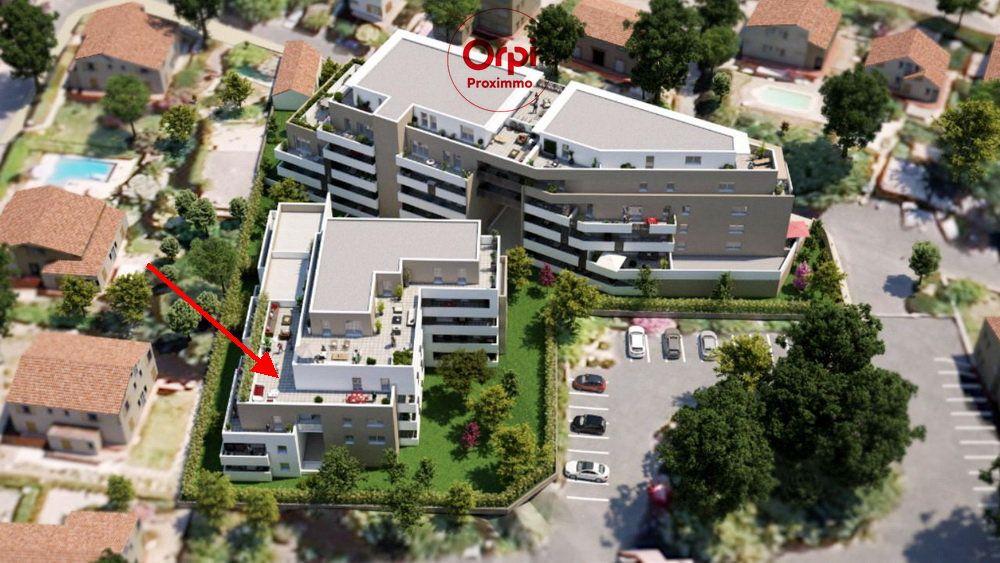 Appartement à vendre 4 88m2 à Montpellier vignette-4