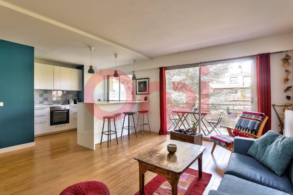 Appartement à vendre 2 53.47m2 à Villejuif vignette-1