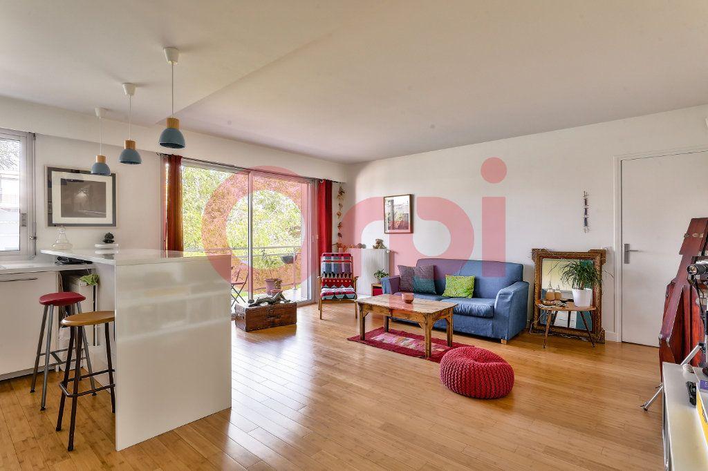 Appartement à vendre 2 53.47m2 à Villejuif vignette-2