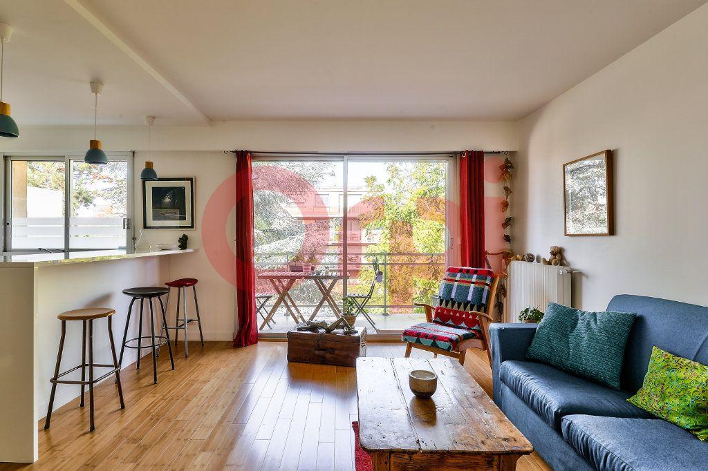 Appartement à vendre 2 53.47m2 à Villejuif vignette-3