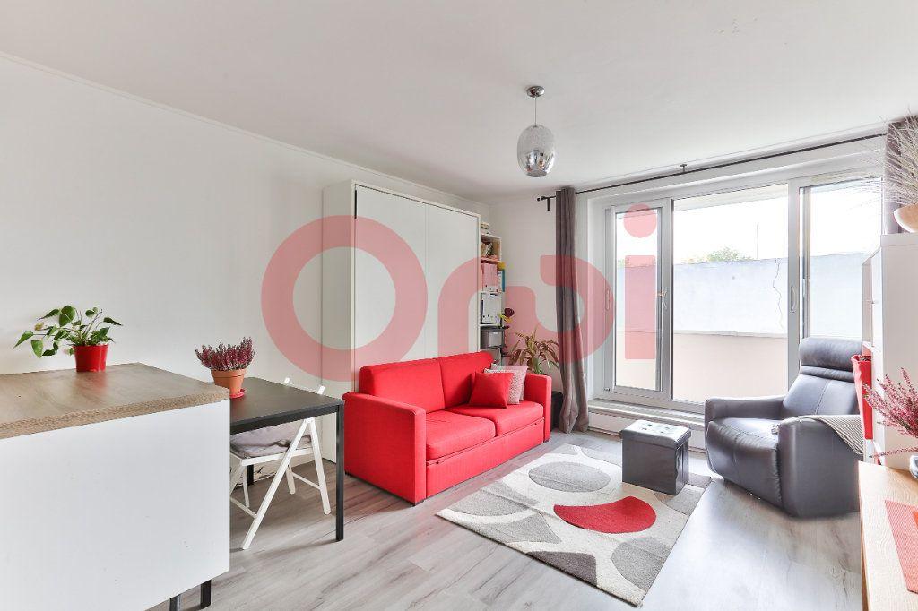 Appartement à vendre 3 50m2 à Villejuif vignette-1