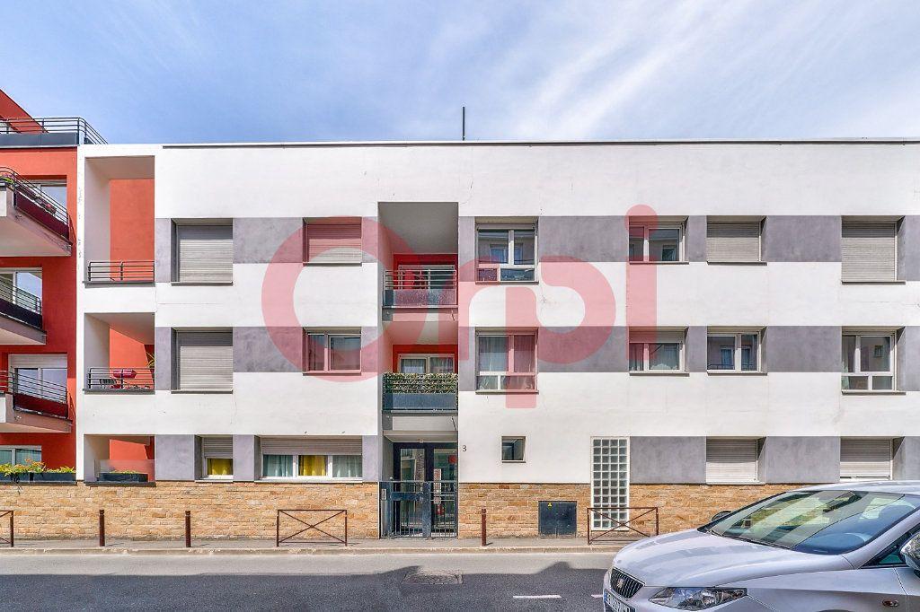 Appartement à vendre 2 42.8m2 à Villejuif vignette-1