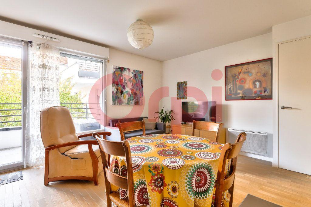 Appartement à vendre 2 42.8m2 à Villejuif vignette-2