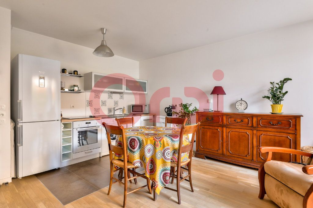 Appartement à vendre 2 42.8m2 à Villejuif vignette-3