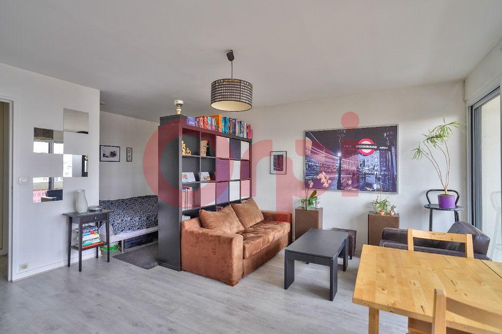 Appartement à vendre 1 33.99m2 à Villejuif vignette-1