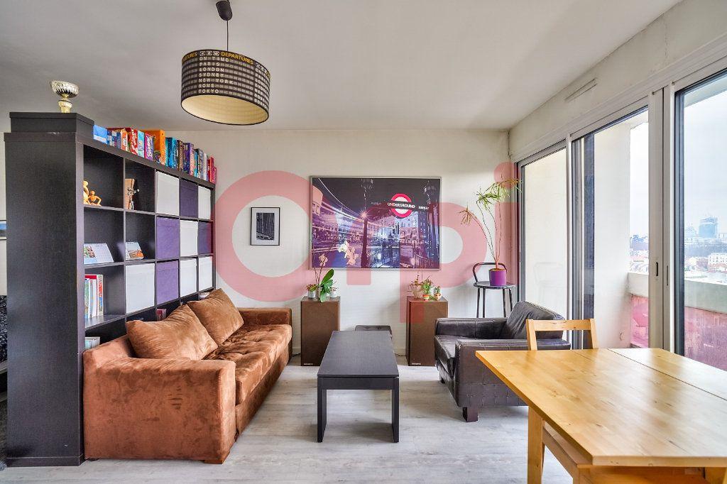 Appartement à vendre 1 33.99m2 à Villejuif vignette-6