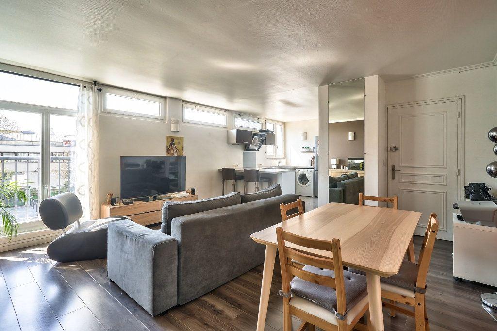 Appartement à vendre 3 65m2 à Villejuif vignette-1