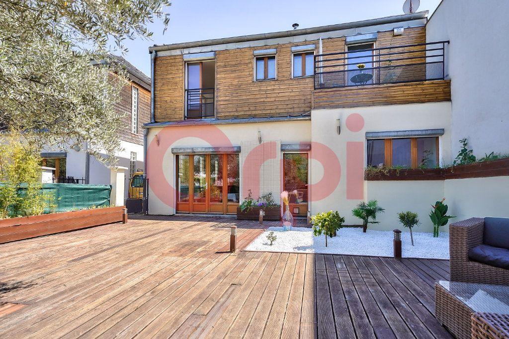 Maison à vendre 7 160m2 à Villejuif vignette-1