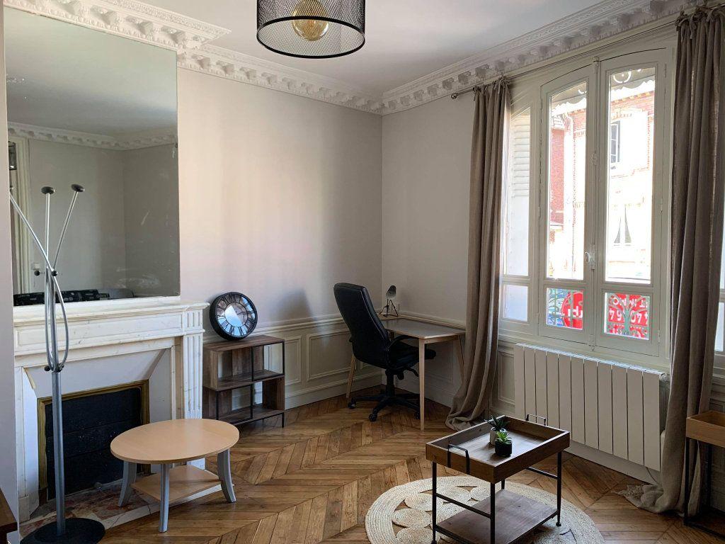 Appartement à louer 1 25.78m2 à Margny-lès-Compiègne vignette-1