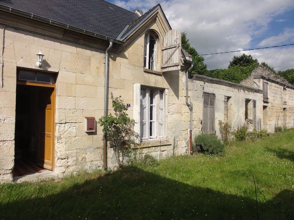 Maison à vendre 2 50m2 à Saint-Christophe-à-Berry vignette-1