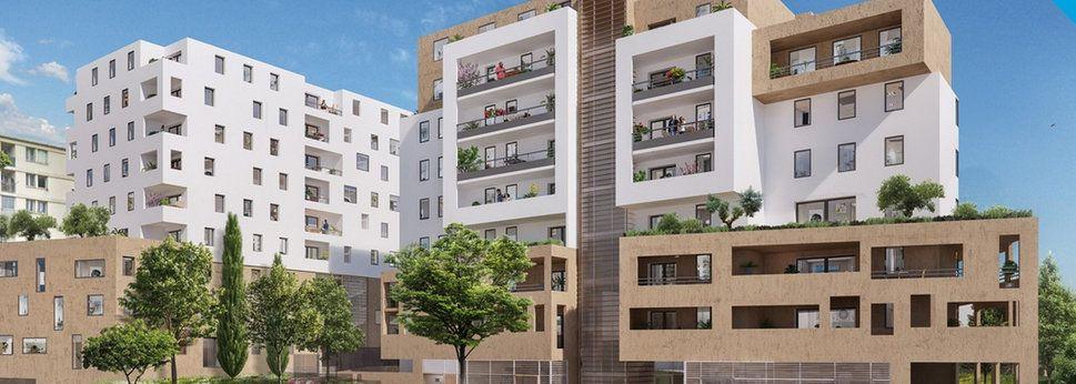 Appartement à vendre 2 38.55m2 à Marseille 12 vignette-1