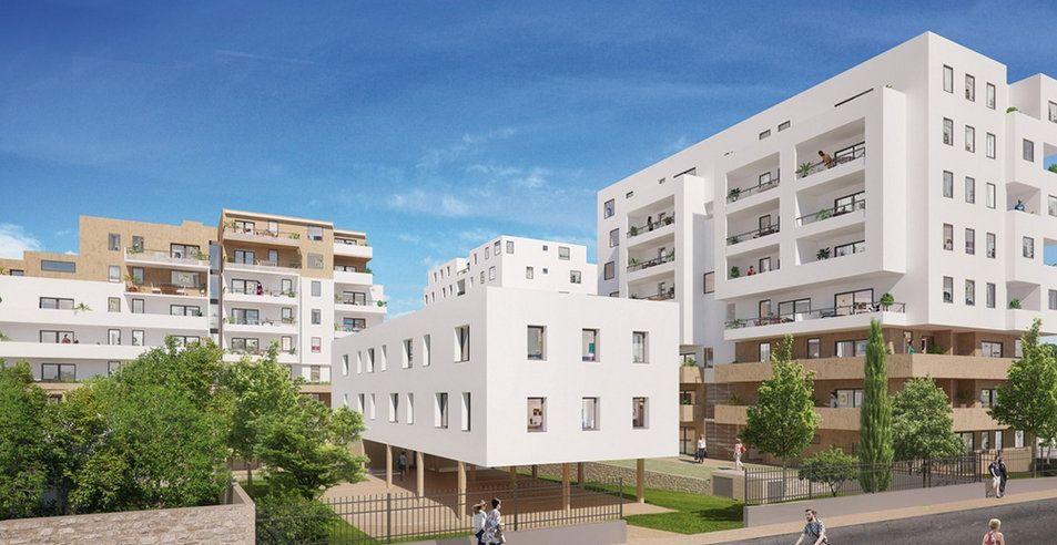 Appartement à vendre 2 38.55m2 à Marseille 12 vignette-2