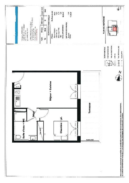 Appartement à vendre 2 38.55m2 à Marseille 12 vignette-3