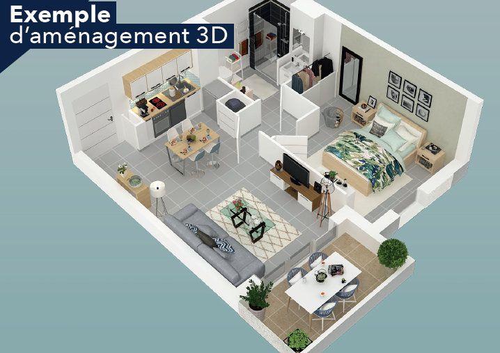 Appartement à vendre 2 39.3m2 à Roquevaire vignette-2