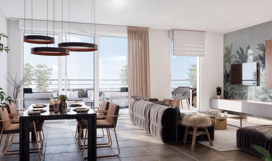 Appartement à vendre 3 61.98m2 à Meyreuil vignette-2