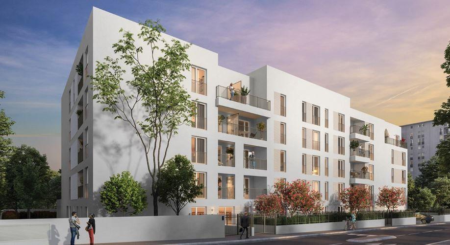 Appartement à vendre 2 39.33m2 à Marseille 10 vignette-1