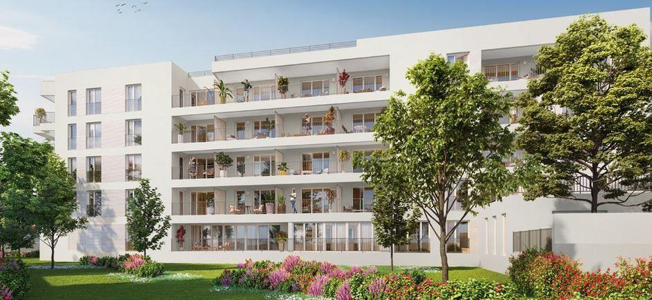Appartement à vendre 2 39.33m2 à Marseille 10 vignette-2