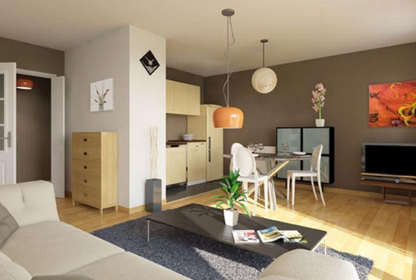 Appartement à vendre 2 42.16m2 à Ventabren vignette-1