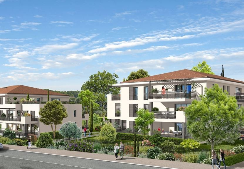 Appartement à vendre 2 42.16m2 à Ventabren vignette-2