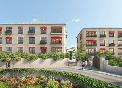 Appartement à vendre 3 69.3m2 à Aix-en-Provence vignette-3