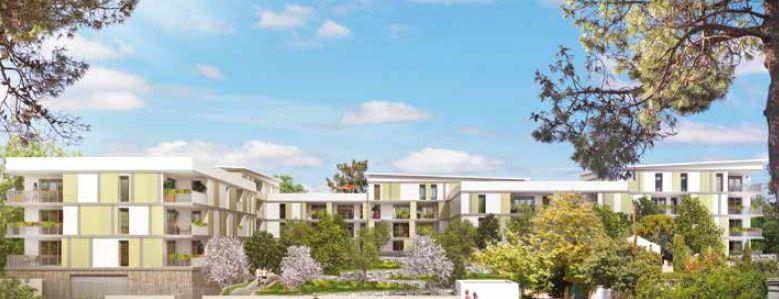 Appartement à vendre 2 35.04m2 à Aubagne vignette-2