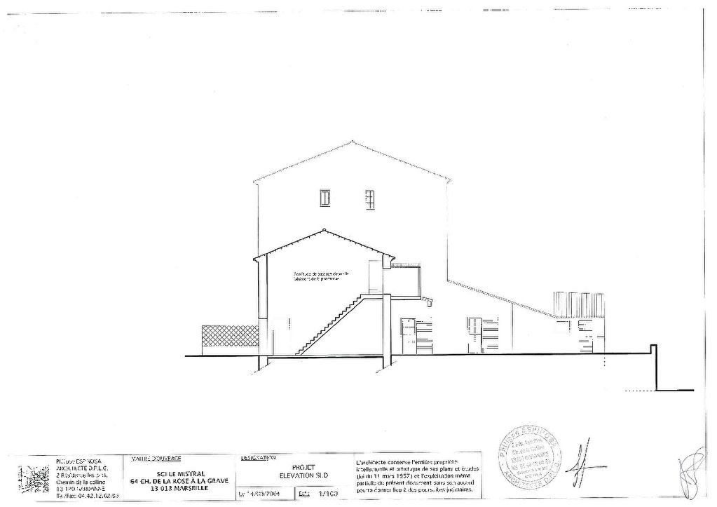 Immeuble à vendre 0 0m2 à La Destrousse vignette-4