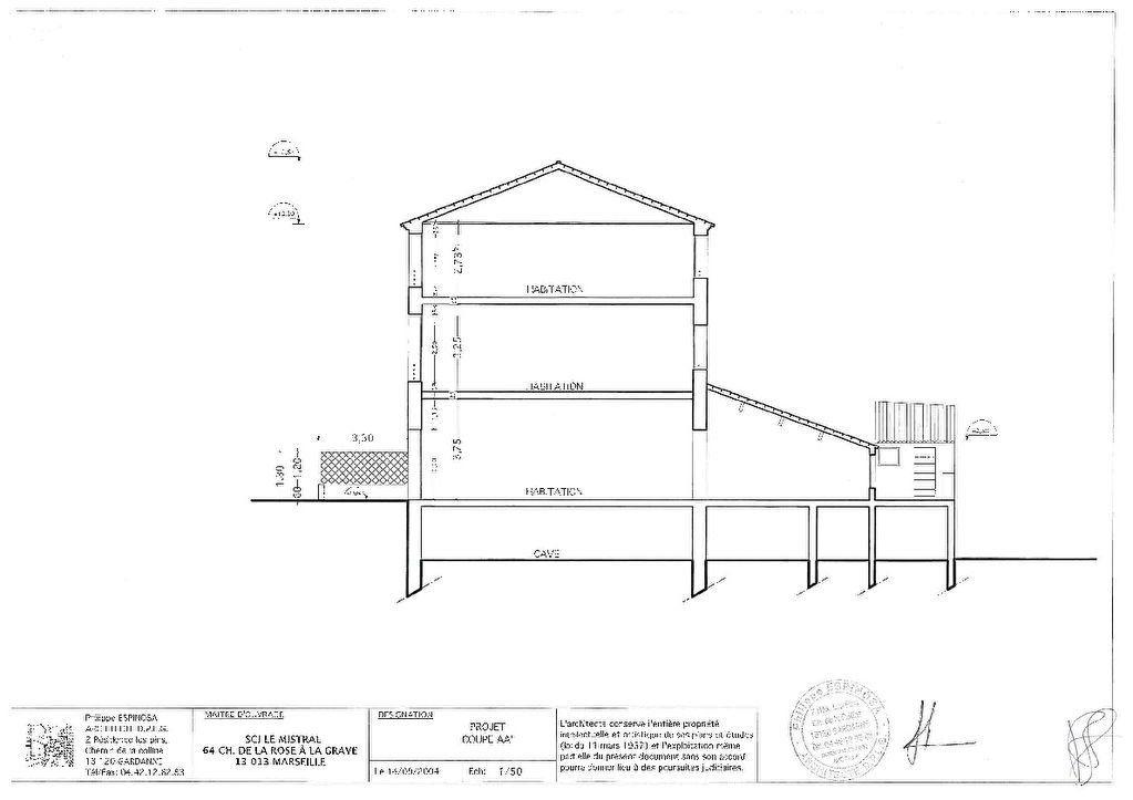 Immeuble à vendre 0 0m2 à La Destrousse vignette-5