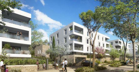 Appartement à vendre 2 37.32m2 à Marseille 9 vignette-1
