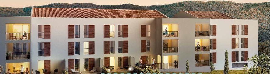 Appartement à vendre 2 36.98m2 à Cuges-les-Pins vignette-1