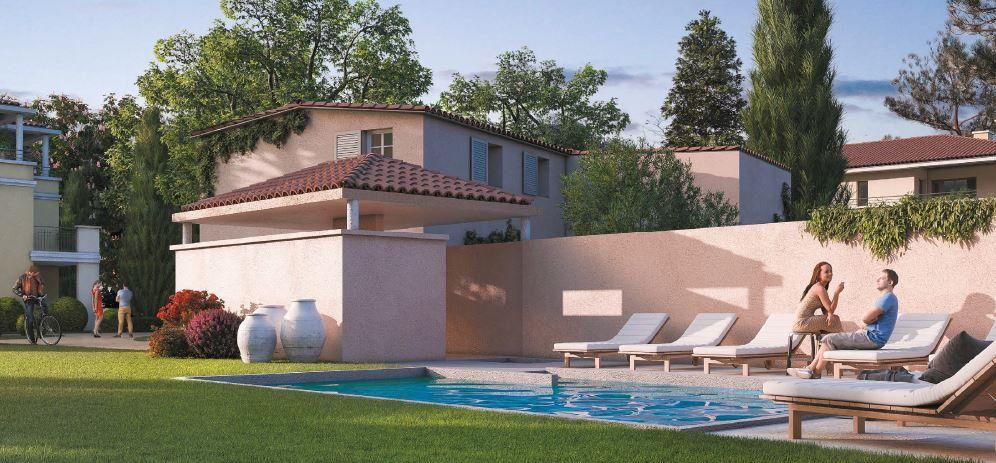 Appartement à vendre 2 40.25m2 à Aix-en-Provence vignette-1
