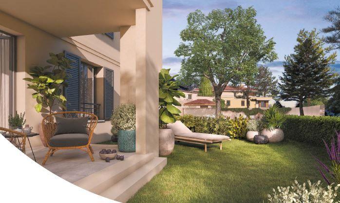 Appartement à vendre 2 40.25m2 à Aix-en-Provence vignette-3