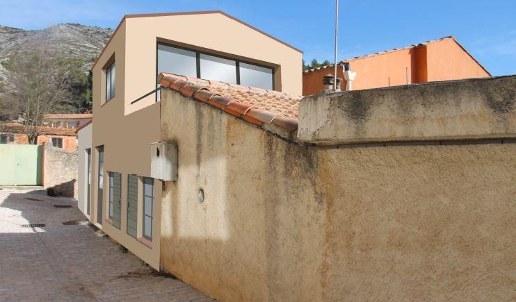 Maison à vendre 6 81m2 à Puyloubier vignette-2