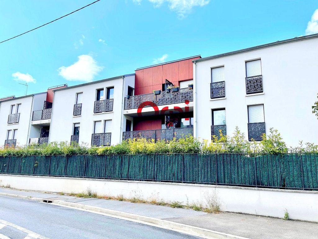 Appartement à louer 2 42m2 à Sartrouville vignette-1