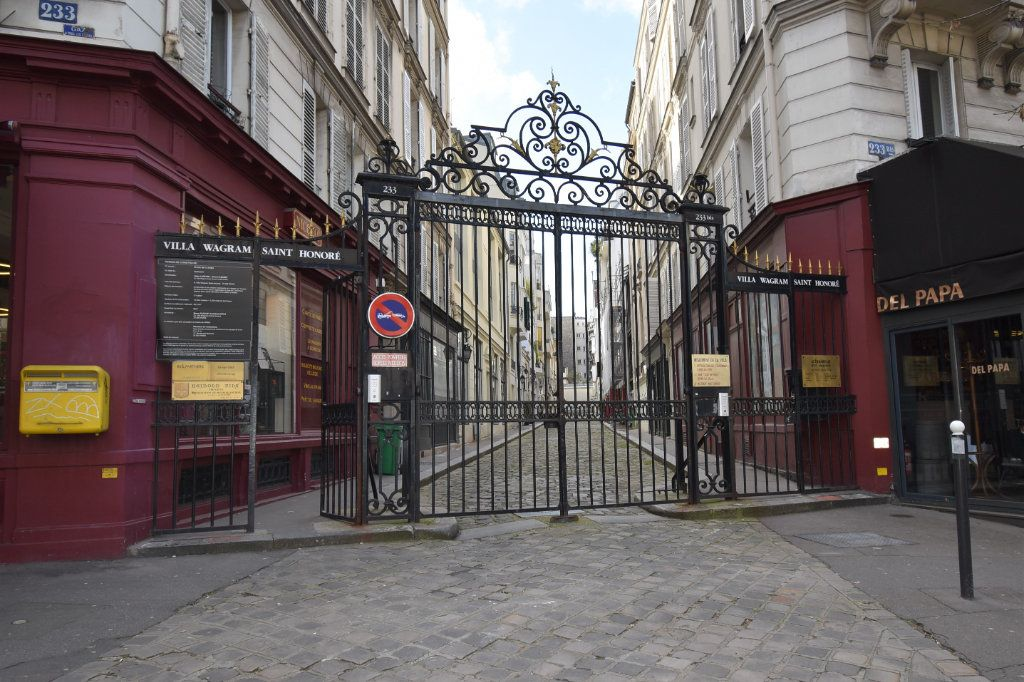Appartement à louer 1 29.1m2 à Paris 8 vignette-4
