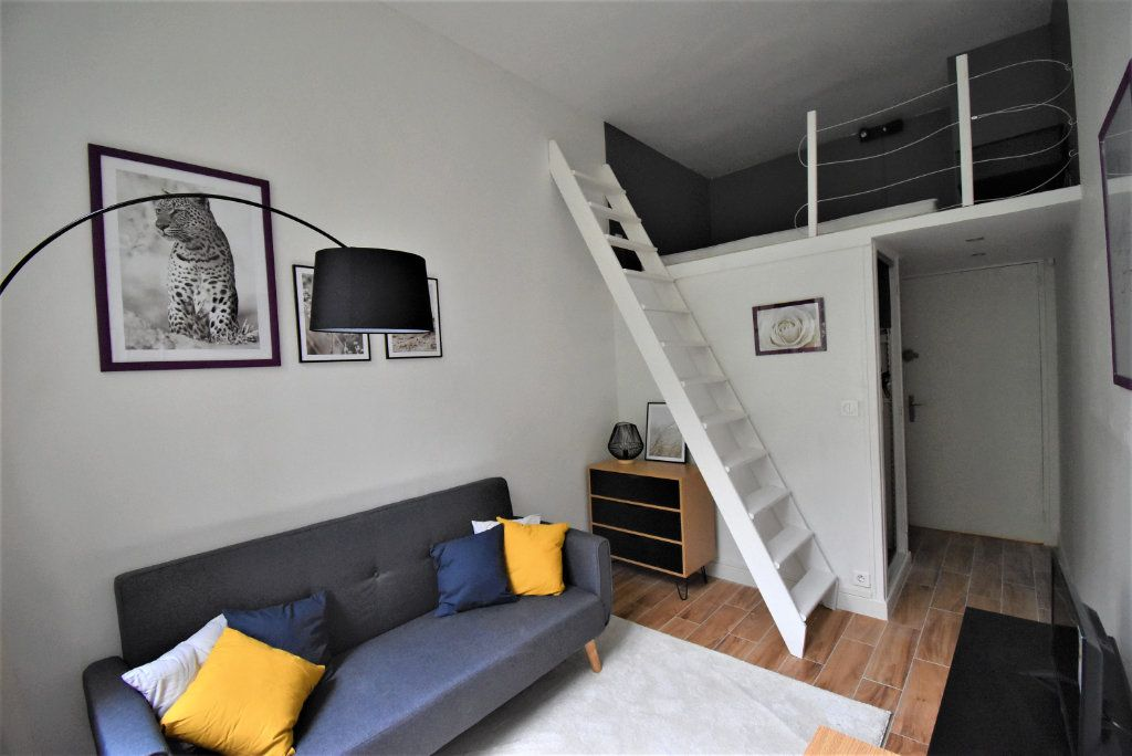 Appartement à louer 1 13m2 à Paris 16 vignette-2