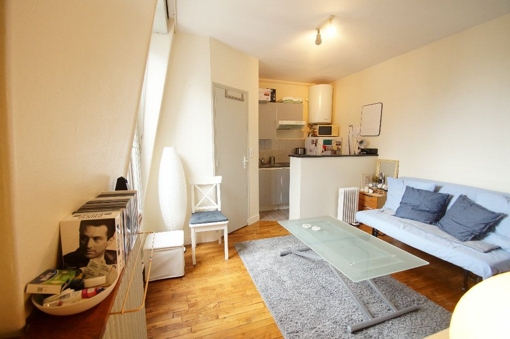 Appartement à louer 1 17m2 à Bois-Colombes vignette-1