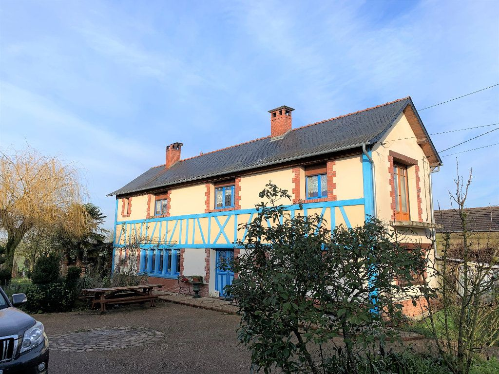 Maison à vendre 5 170.1m2 à Verderel-lès-Sauqueuse vignette-1