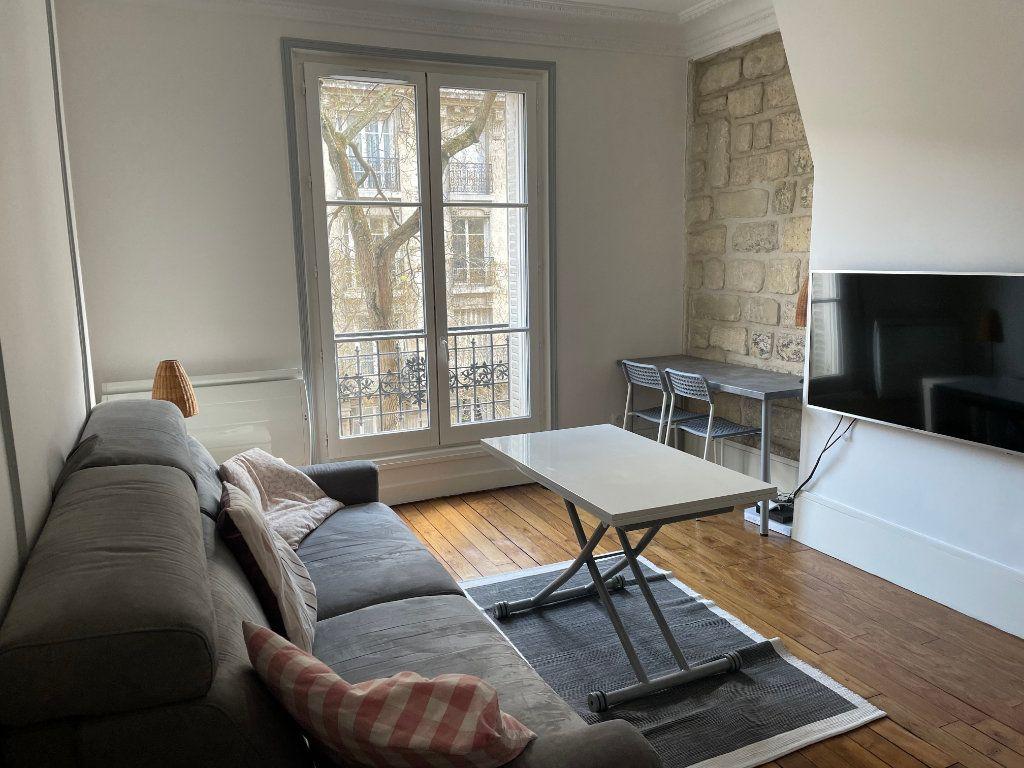 Appartement à louer 2 44.22m2 à Paris 15 vignette-1