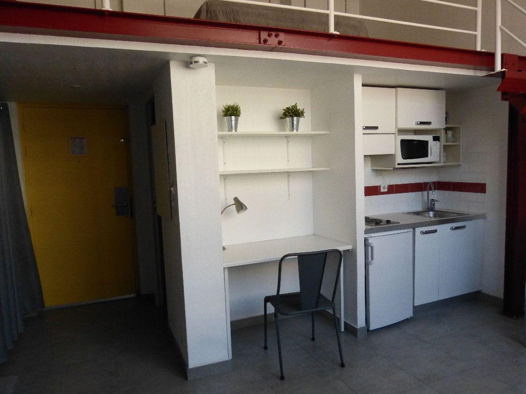 Appartement à louer 1 31.4m2 à Nice vignette-5