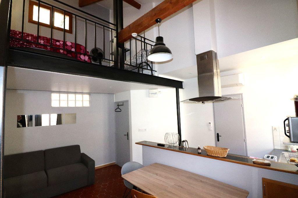 Appartement à vendre 2 33m2 à Nice vignette-1