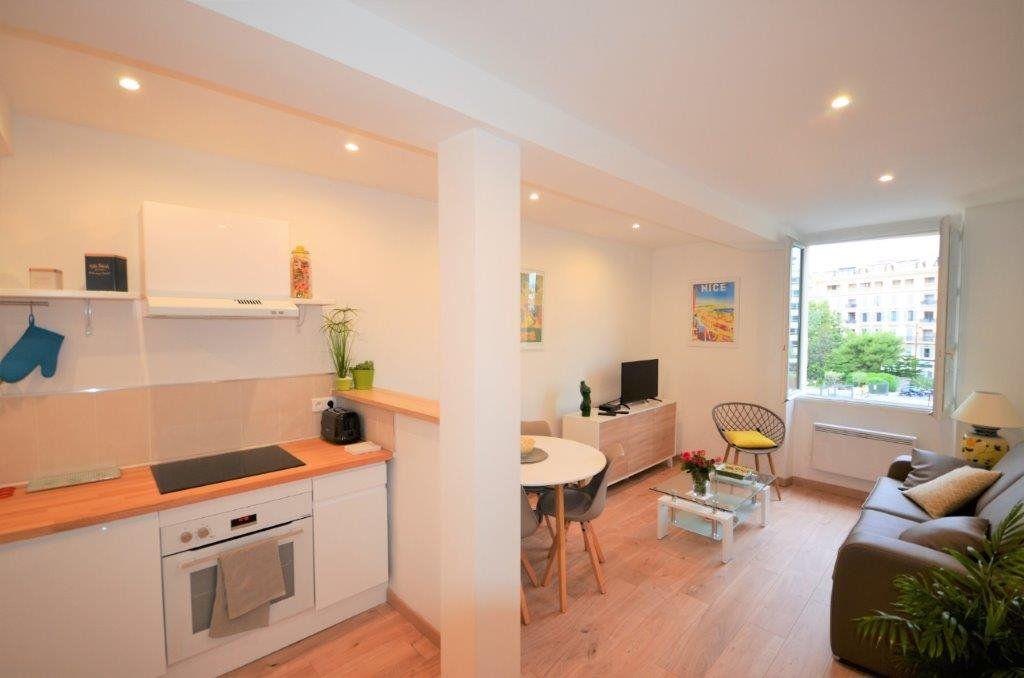 Appartement à vendre 2 41m2 à Nice vignette-1