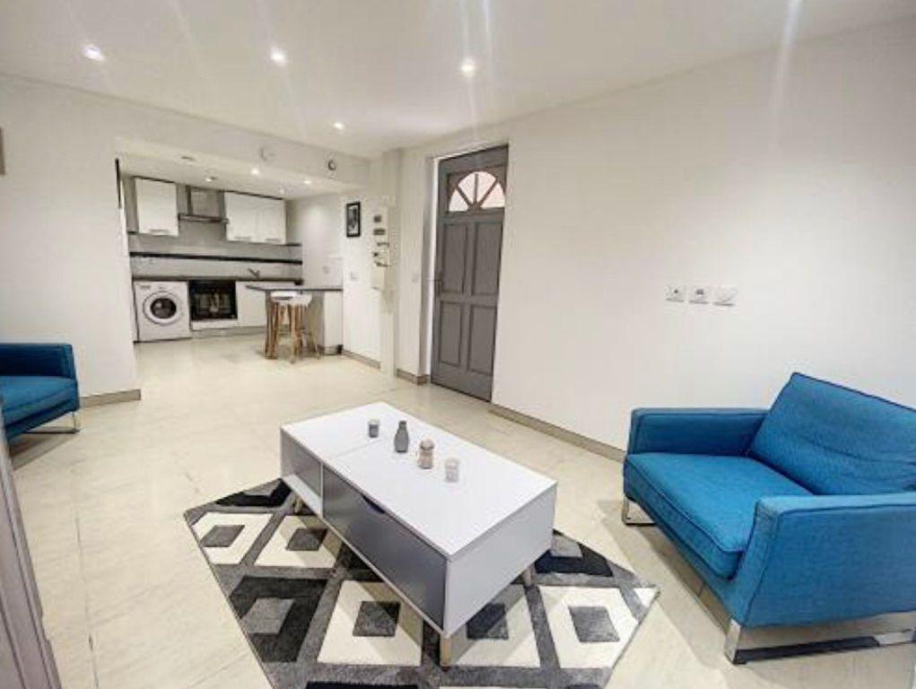 Appartement à louer 1 27.35m2 à Nice vignette-2