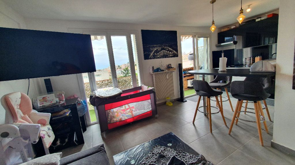 Appartement à vendre 2 39.54m2 à Nice vignette-1