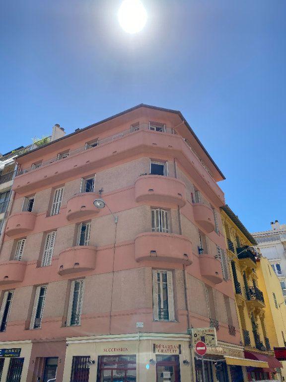 Appartement à vendre 2 38.75m2 à Nice vignette-1
