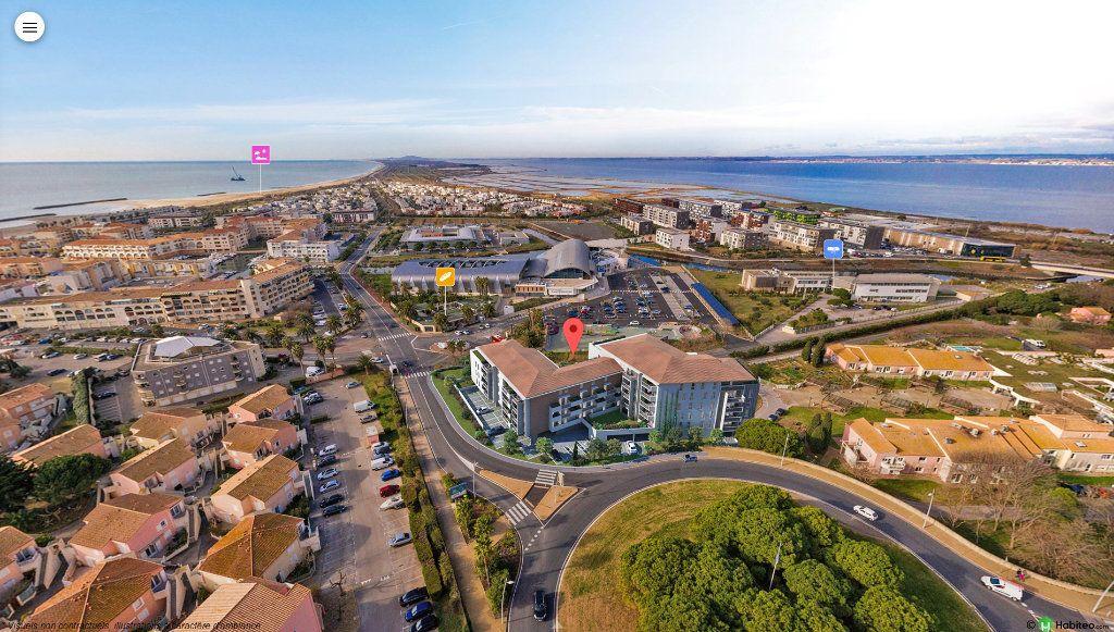 Appartement à vendre 3 63.8m2 à Sète vignette-1